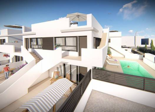 Apartment - New Build - San Pedro del Pinatar - San Pedro del Pinatar pueblo