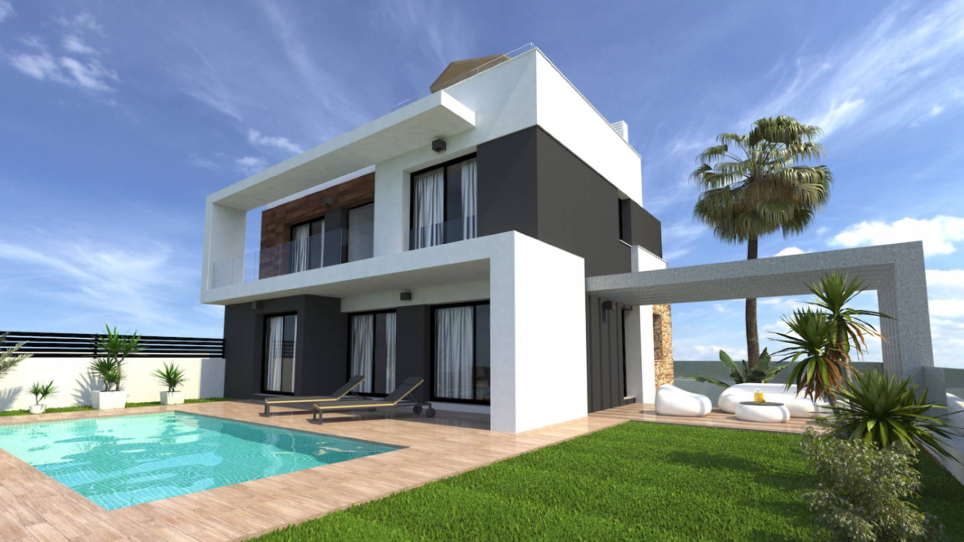 New Build - Villa - Orihuela Costa - Cabo roig - La Zenia
